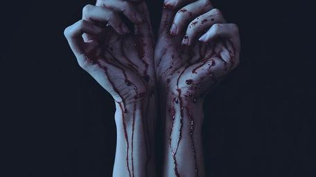 Resultado de imagem para sangue tumblr