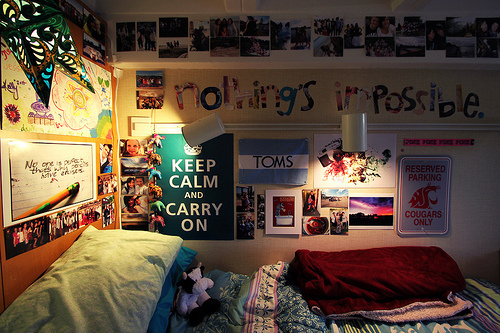 Tumblr bedrooms - Cute teen room decor ...