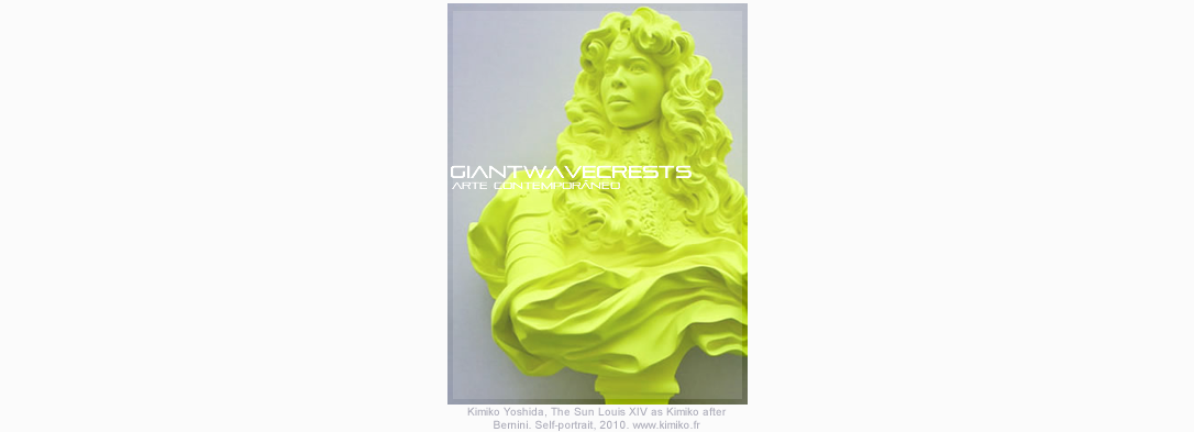 Arte contemporáneo | giantwavecrests