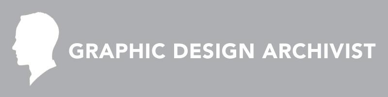 Graphic Design Archivist