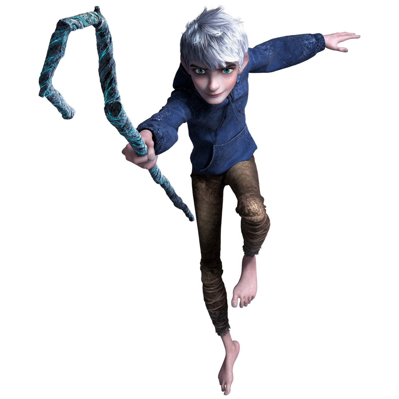 why don't you believe me?Jack Frost Rise Of The Guardians Human