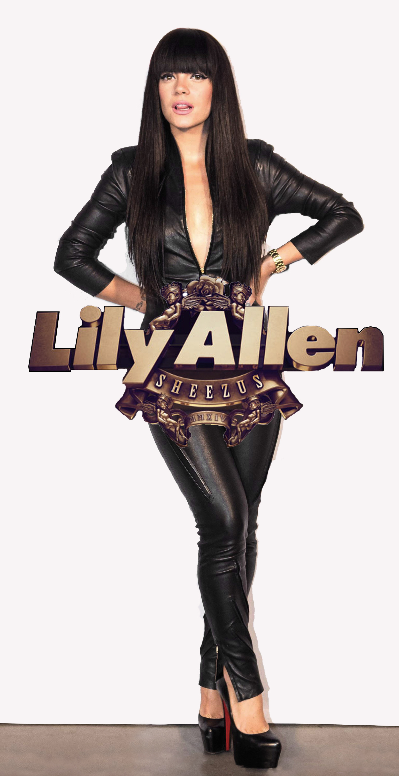 I have Lily Allen addiction!