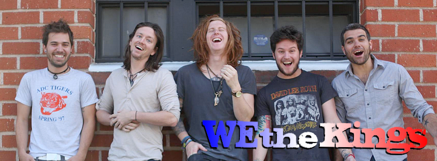 WE THE KINGS FRANCE