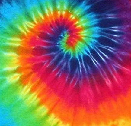 Tie Dyed Happiness