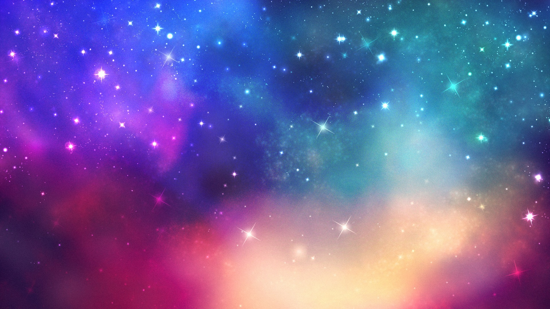 Space Stars wallpaper - 1245307