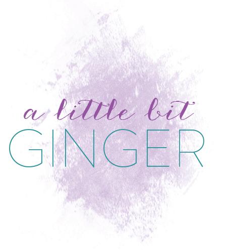 A Little Bit Ginger