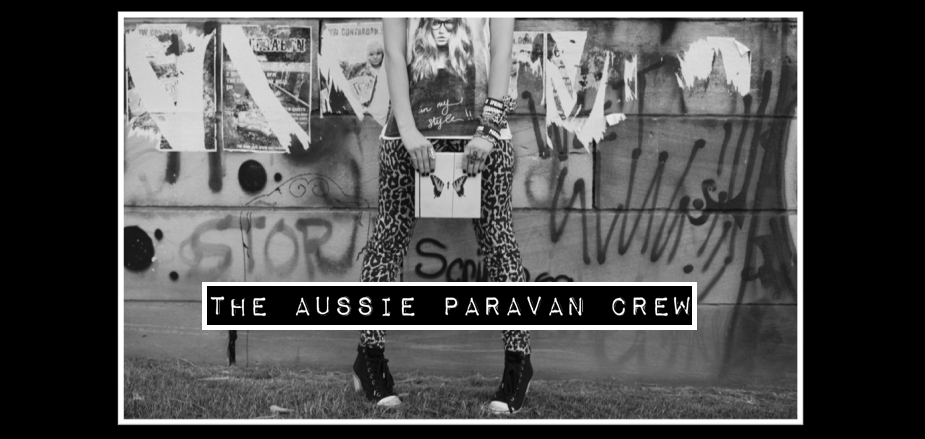 Aussie Paravan Crew