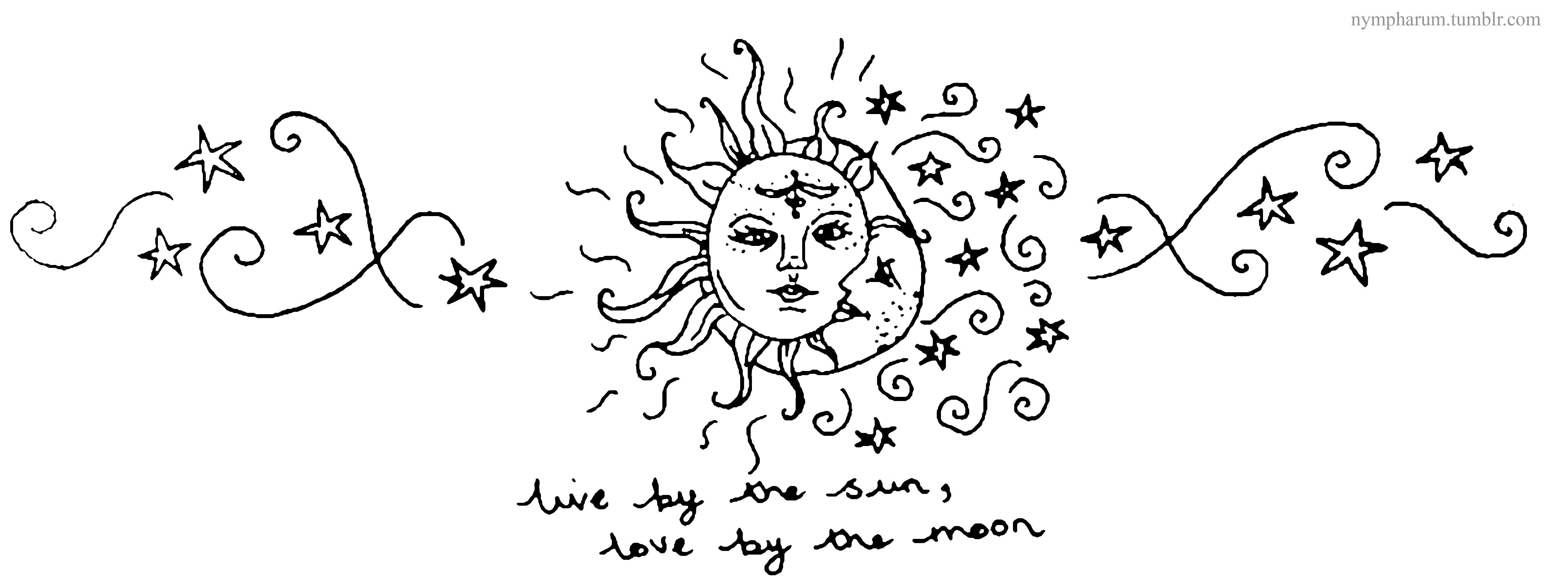 Sun And Moon Quotes Tumblr | www.imgkid.com - The Image ...