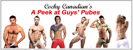 Naked canadian male