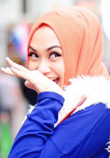Padasuatuketika Hijab Fashion On We Heart It
