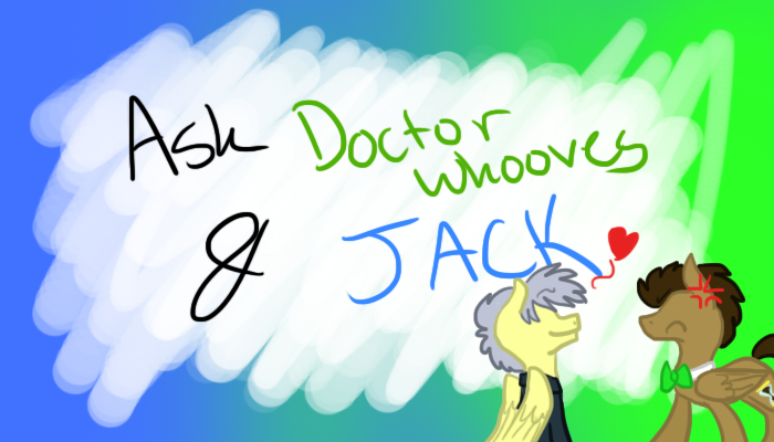 Captain Jack Doctor Whooves