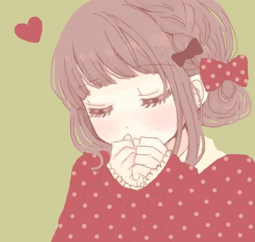 Cute Tumblr Girl Drawing Ecosia