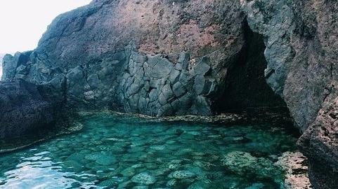 La grotte de la vie