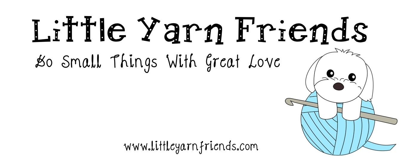 Little Yarn Friends • Crochet Pattern: Lil\' Minion (Despicable Me)