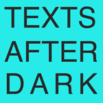 texts after dark Logo