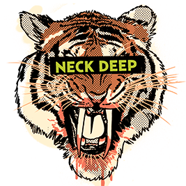 I love Neck Deep, Knuckle Puck, State Champs, Enter ...