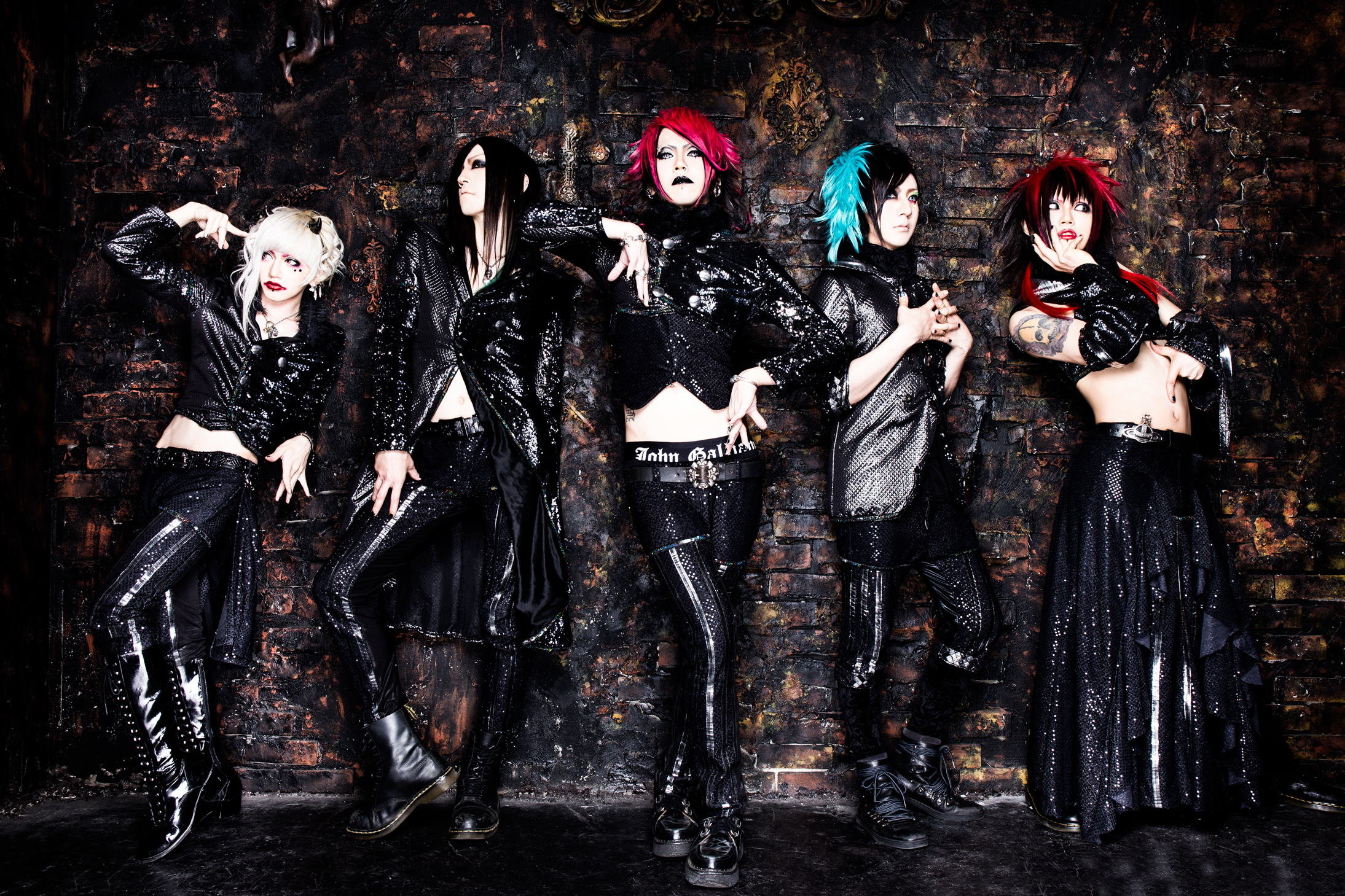 Asian visual kei