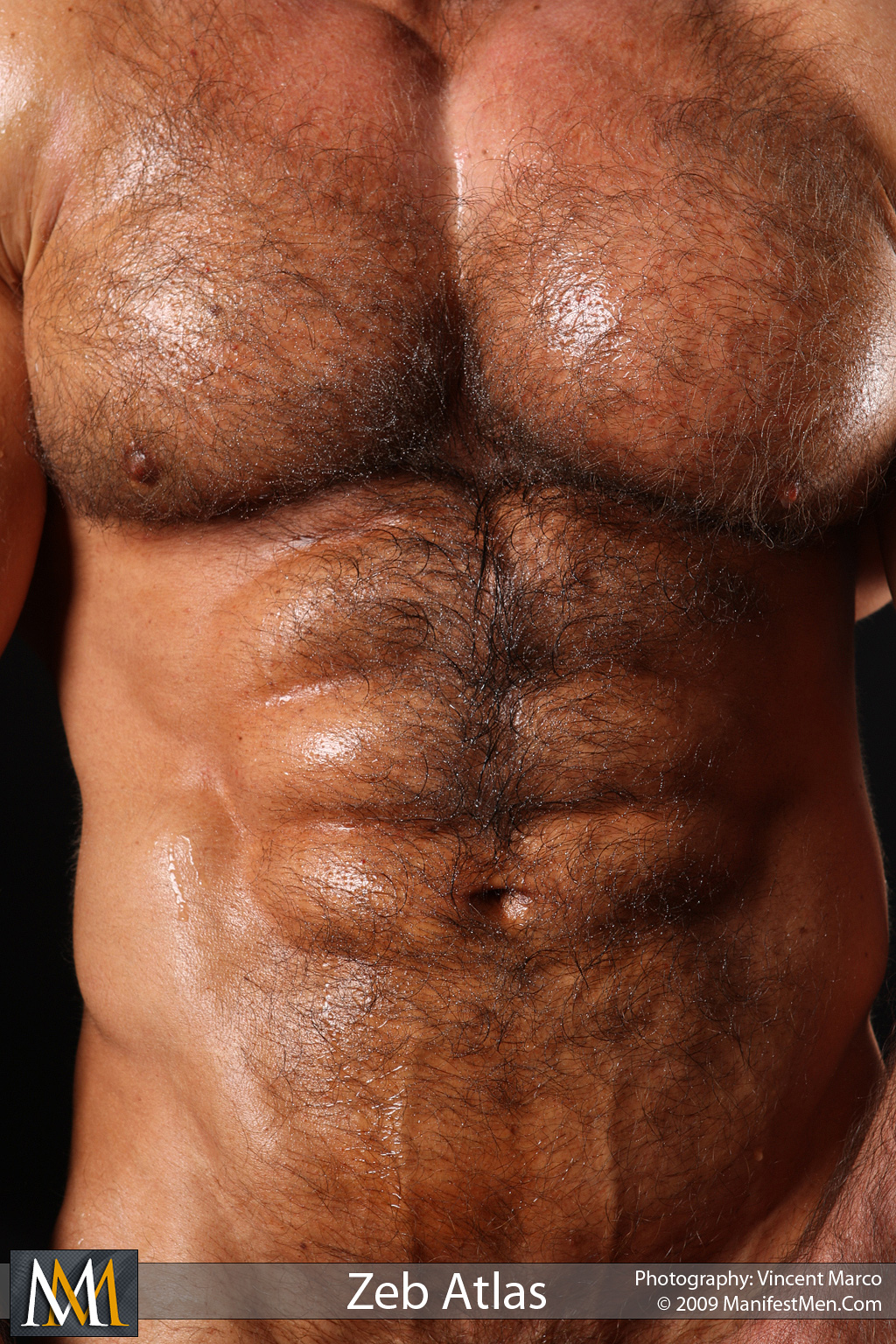 Hairy chest muscle men consider