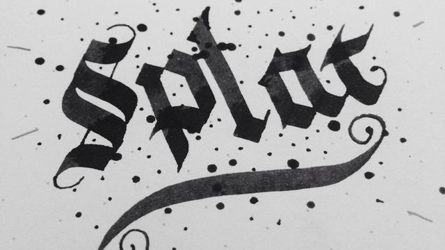 Best calligraphy tumblr