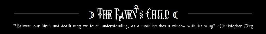 THE RAVEN'S CHILD