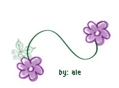 florzinha roxa