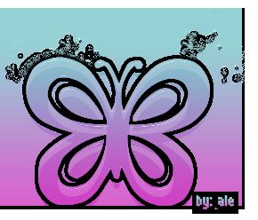 borboletinha roxa