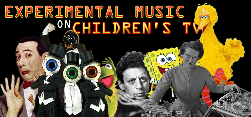 Experimental Music on Children's TV