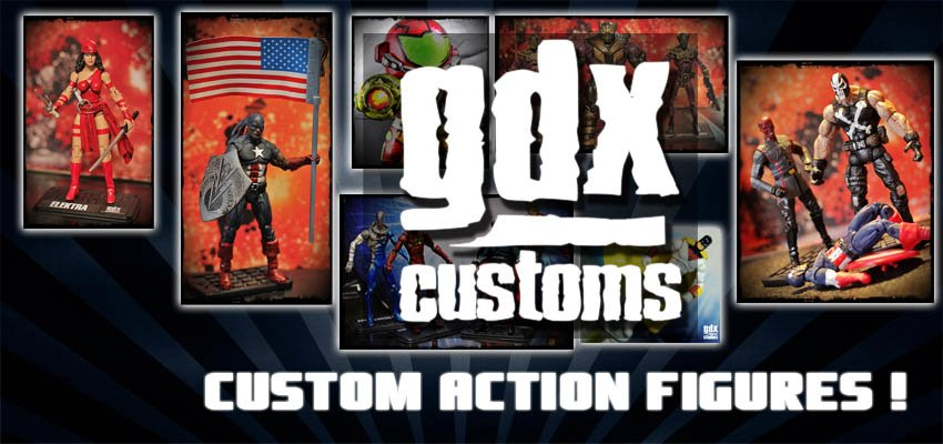 THE GDX CUSTOMS EXPERIENCE