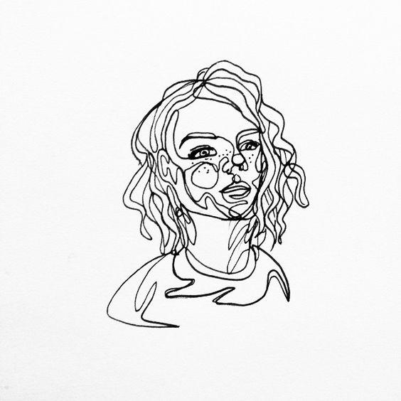Line Drawing Quiet : Quiet