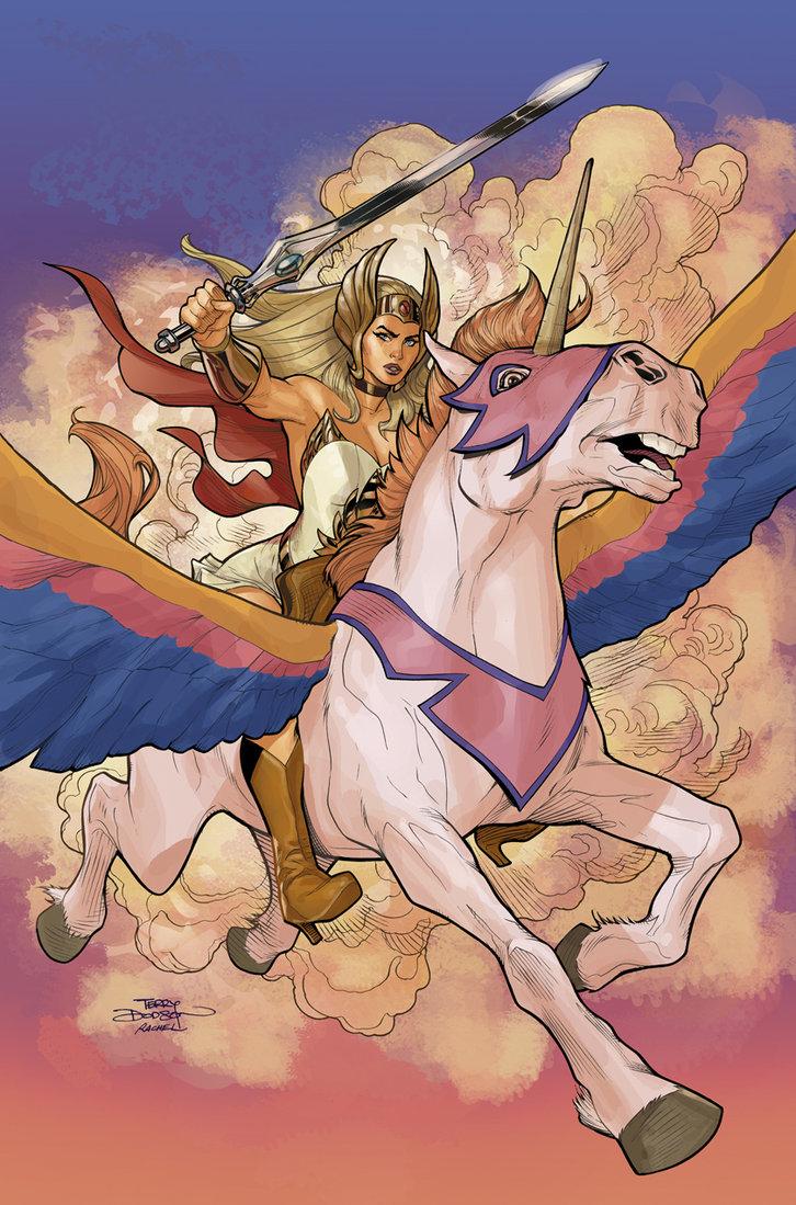 She ra princess of power characters