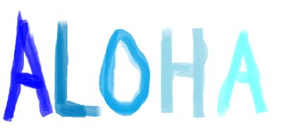 Aloha Tumblr