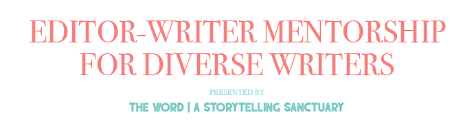 Editor-Writer Mentorship for Diverse Writers