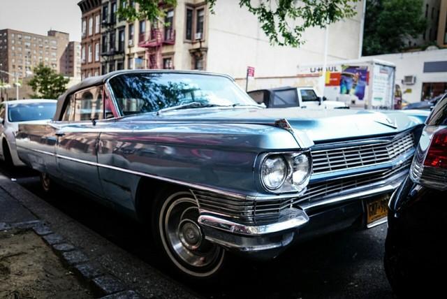 Classic City Car