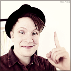 You're cute but you're not Patrick Stump