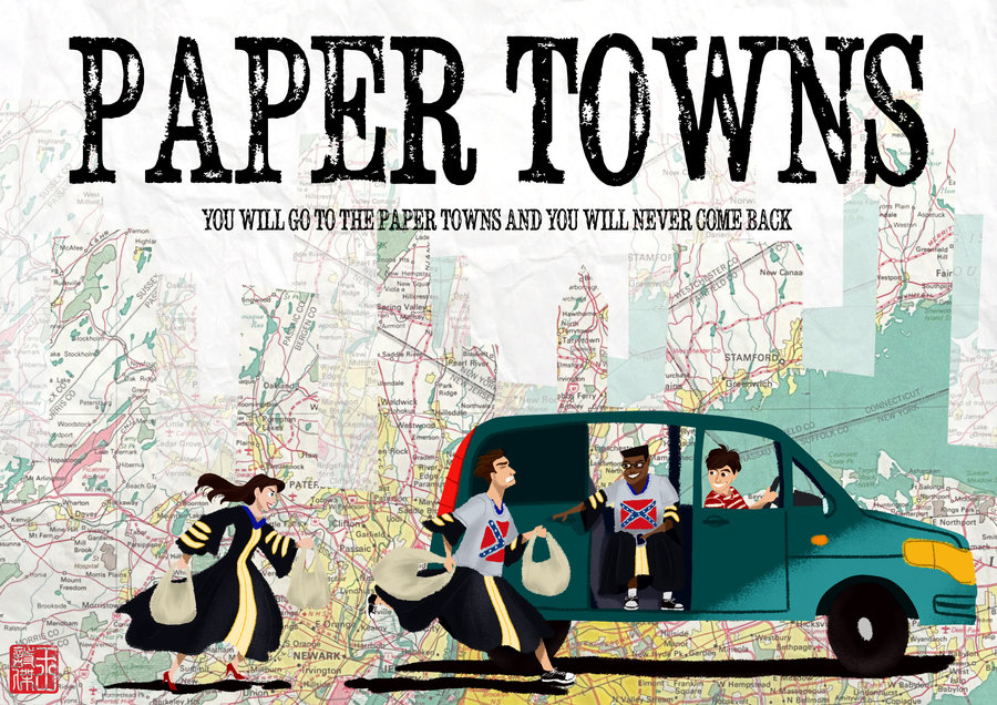 Paper Towns Themes