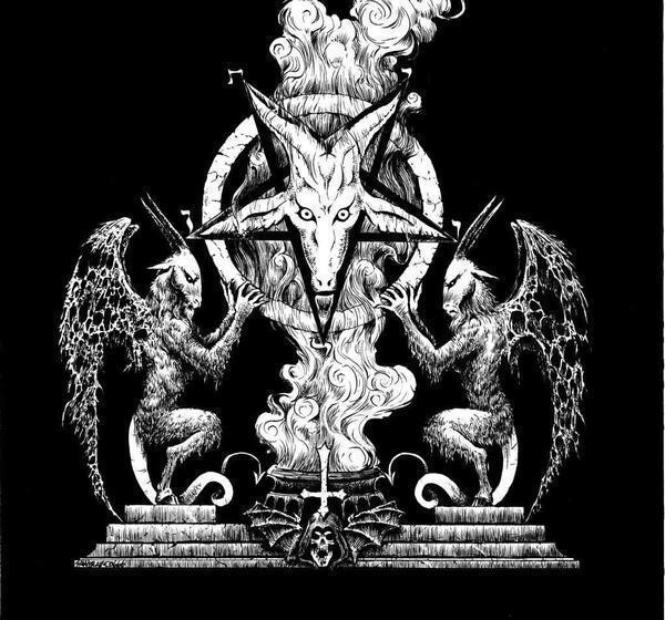 Baphomet, Paladistler, Tapınak Şövalyeleri ve İlluminati