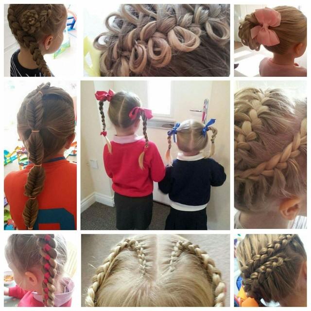 little girl hairstyles | Tumblr