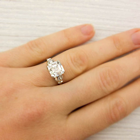 vintage engagement rings - Wedding Rings Tumblr