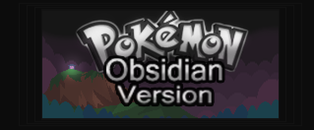 Pokemon Obsidian