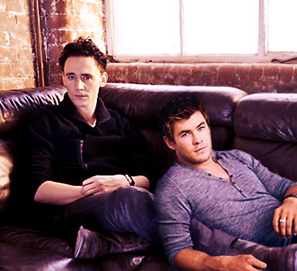 Tom+Chris