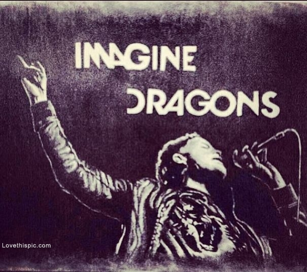 imagine dragons monster album cover - photo #32