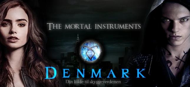 mortal instruments bøger