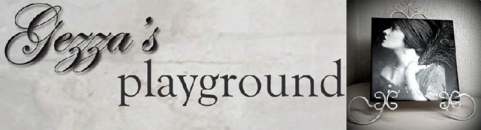 Gezza's Playground