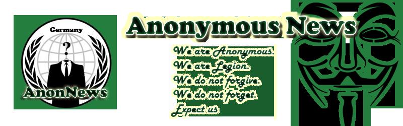 Logo einer Anonymous-Newsseite (© anonnewsde.tumblr.com)