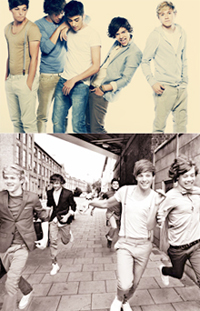 what makes us directioners 55 quotes have been tagged as one-direction: zayn malik: 'this is for girls who have the tendency to stay up at night listening to music that reminds the.