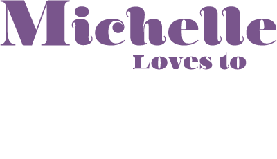 michelle loves to blog