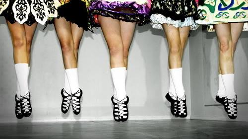 Dance class warmup