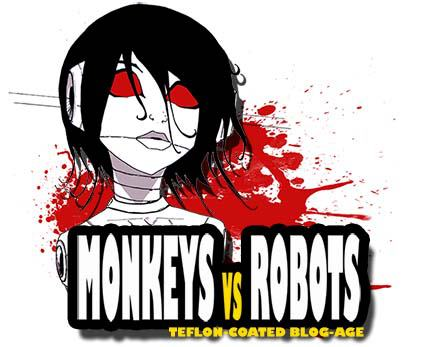 Blog-age @ Monkeys vs Robots