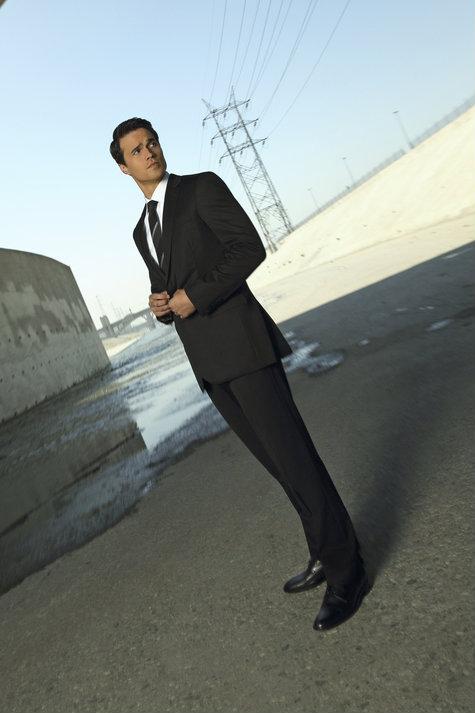 Shield Agent Ward Agent Grant Ward With Shield