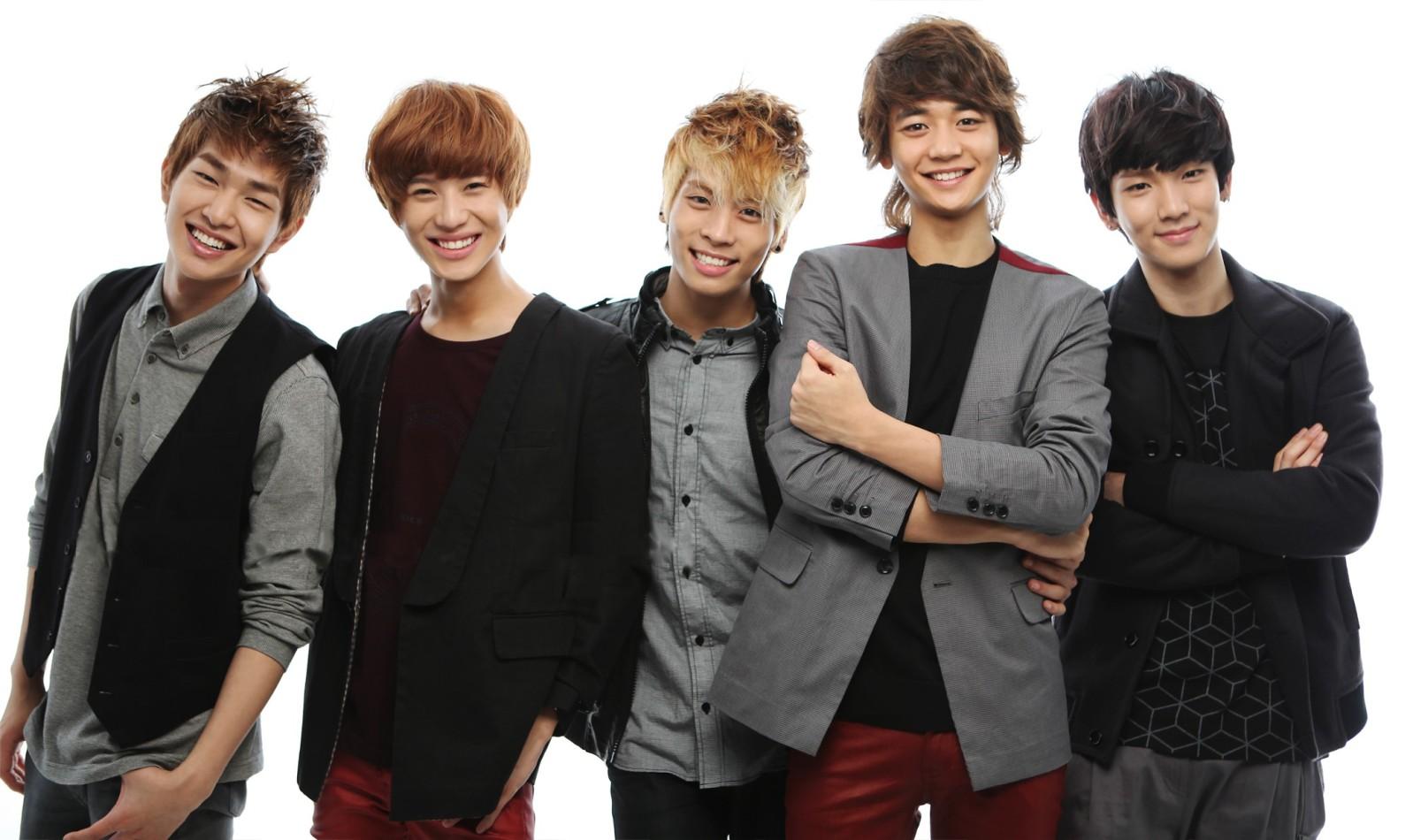 Кей поп группы мужские